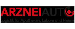 Logodesign Arzneiauto
