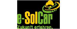 Logodesign e-SolCar